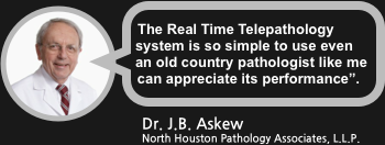 Realtime Telepathology Imaging System