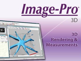 Image Pro Plus 3D imaging analysis software