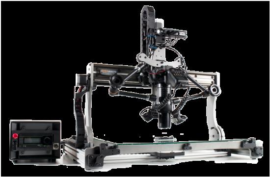GIGApixel Macro Imaging System