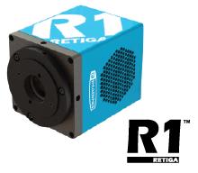 Retiga R1™ CCD Camera