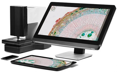 PreciPoint M8 Microscope and Scanner system