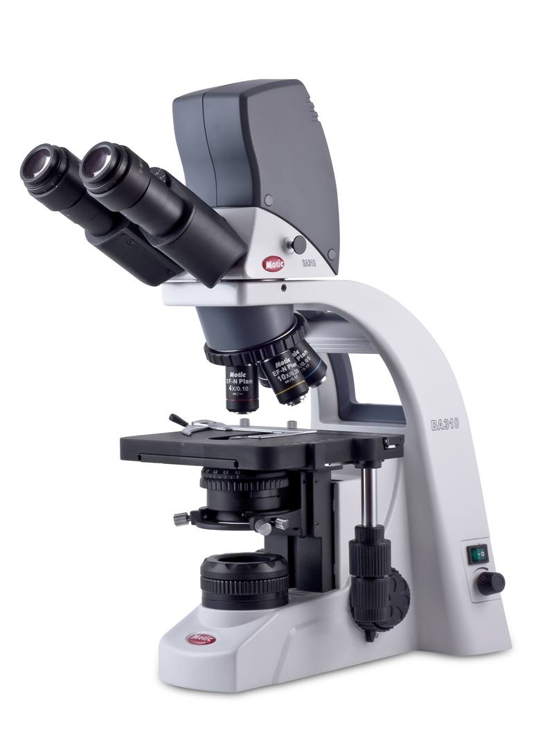 Motic BA310 Digital Microscope from Meyer Instruments, Inc.