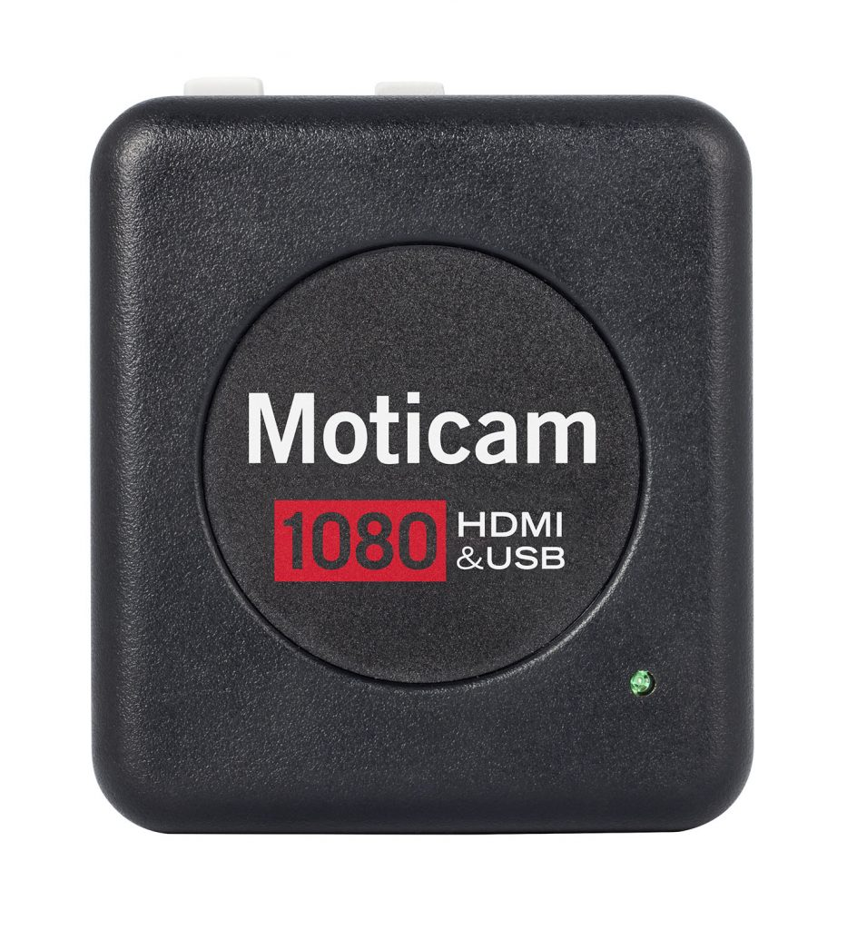 moticam1080 HDMI and USB