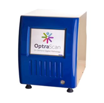 OptraSCAN OS-FL Digital Pathology Scanner For Frozen Sections available from Meyer Instruments, Inc.